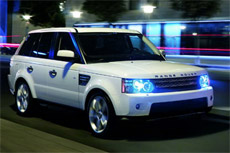 тест-драйв land rover discovery 4, range rover sport