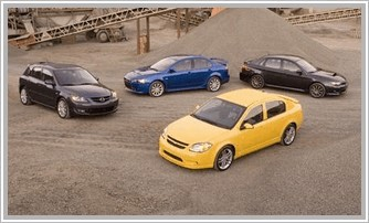 Chevrolet Cobalt Coupe 2.2 SS