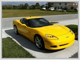 Chevrolet Corvette ZR1 6.2