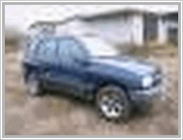 Chevrolet Tracker 2.0 4WD 122 Hp