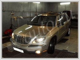 Chrysler Pacifica 3.5 FWD