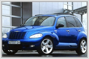 Chrysler PT Cruiser 1.6L