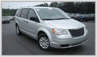 Chrysler Town and Country 3.8 218 Hp