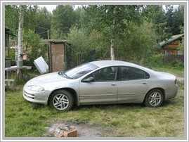 Dodge Intrepid 2.7