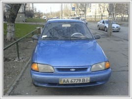 Ford Aspire 1.3