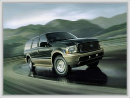Ford Excursion 5.4 L