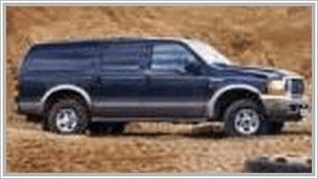 Ford Excursion 6.0 TD 4WD