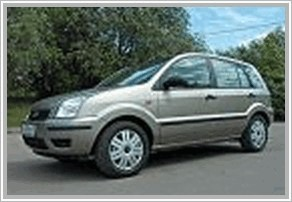 Ford Fusion 1.6 MT