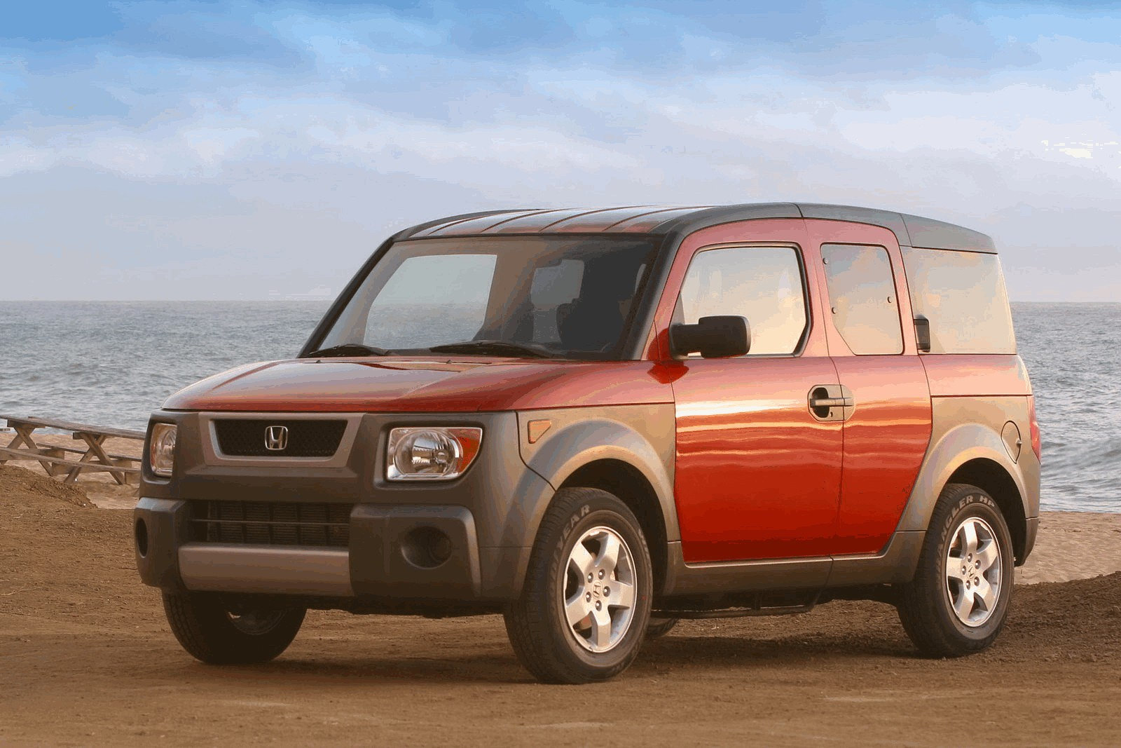 Honda Element 2.4 AWD