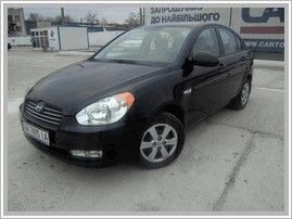 Hyundai Accent 1.5 AT