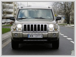 Jeep Commander 5.7 AT