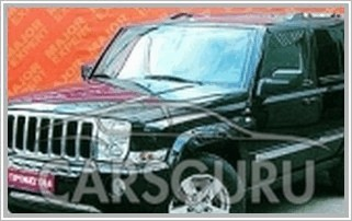 Jeep Commander 4.7 AT