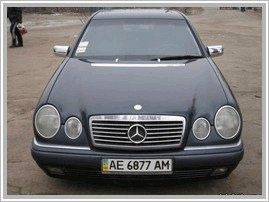 Mercedes E 300 4-matic W124