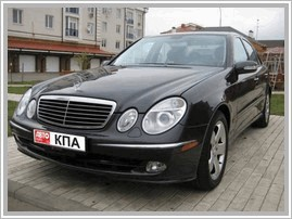 Mercedes E 280 4MATIC S211