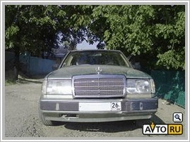Mercedes E 280 4-matic W210