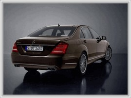 Mercedes S 600 Lang W220