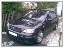 Opel Astra 3dr 1.8 MT