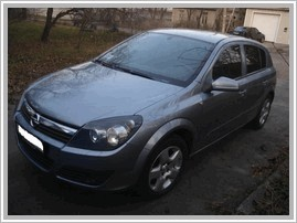 Opel Astra 3dr 2.0 MT