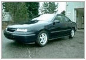 Opel Calibra 2.0 Turbo 4x4 204 Hp