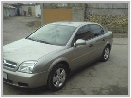 Opel Vectra Caravan 2.2 AT