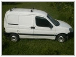 Peugeot Partner Origin VU 1.4 MT