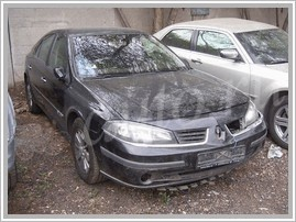 Renault Laguna Estate 2.0 AT 170 Hp