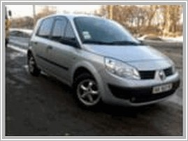 Renault Scenic 2.0 AT