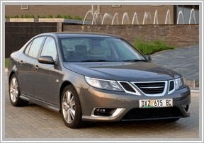 Saab 9-3 Sport Sedan 2.0 LPT AT