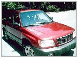 Subaru Forester 2.0X AT
