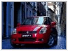Suzuki Swift 1.5 92 Hp