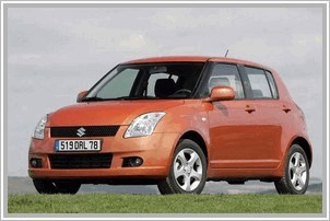 Suzuki Swift 1.5 75 Hp