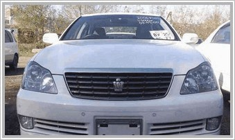 Toyota Crown 2.5 280 Hp