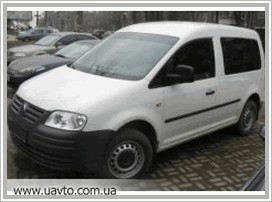 Volkswagen Caddy Kombi 1.9