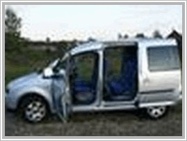 Volkswagen Caddy Maxi Kasten 1.9 AT